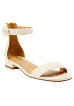 Alora Sandals by Comfortview®, OATMEAL