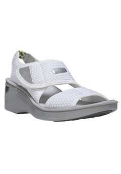 Aloha Sandals by BZees®, WHITE, hi-res