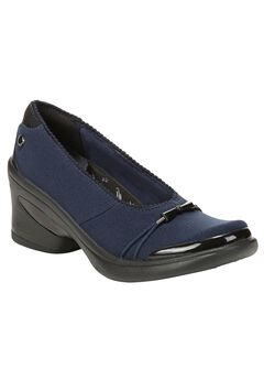 Electric Pumps by BZees®, NAVY, hi-res