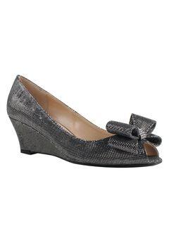 Blare Sandals by J. Renee®, PEWTER DANCE, hi-res