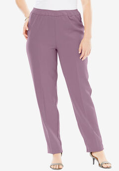 Bend Over® Classic Pant, PLUM
