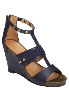 Watermark Sandals by Aerosoles®, DARK BLUE, hi-res