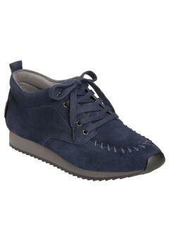 Panoramic Sneakers by Aerosoles®, NAVY SUEDE, hi-res