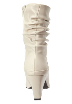 3a5ac5815534 The Willa Wide Calf Bootie by Comfortview®