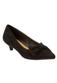 Elizabeth Pumps by Comfortview®, BLACK, hi-res