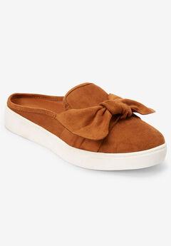 The Cece Mule Sneaker by Comfortview®,