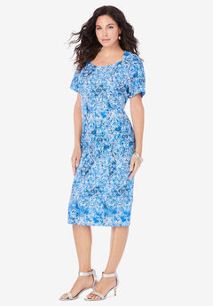 Sheath Dress,