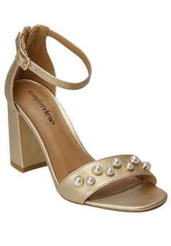 Roxy Sandals by Comfortview®, GOLD, hi-res