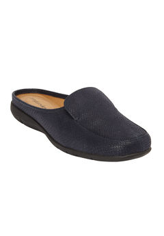 The Estelle Mule by Comfortview®, NAVY, hi-res