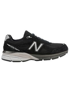 W990BK4 by New Balance®, BLACK SILVER, hi-res