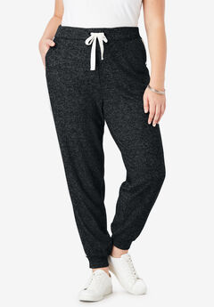 Supersoft Slim-Fit Jogger with Side Stripe,