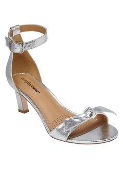 Nadine Sandals by Comfortview®, SILVER, hi-res