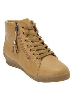 Glendaly Sneaker by Comfortview, CAMEL, hi-res