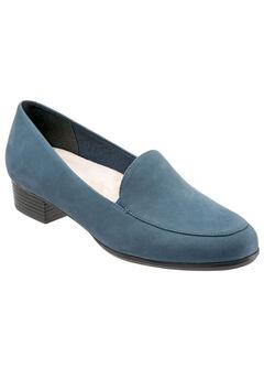 Monarch Dress Shoes by Trotters®, DENIM, hi-res