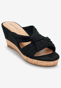 The Autumn Sandal by Comfortview®,