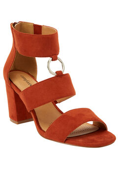 Polly Sandals by Comfortview®, COPPER, hi-res