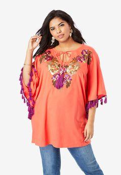 Embellished Tunic,