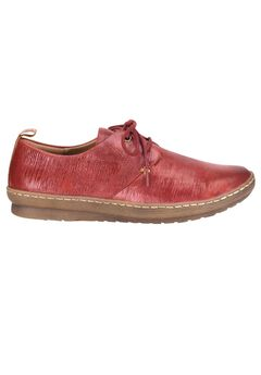 Cassandra Flats by Comfortiva®, CHERRY RED, hi-res