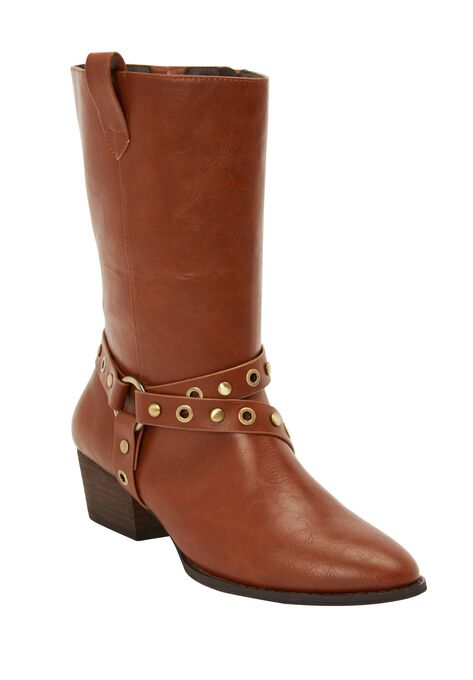 cb1a81963a5 The Gabriella Wide Calf Boot by Comfortview®