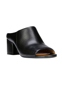 Cyprine Mules by Naturalizer®, BLACK