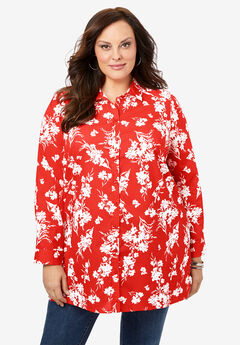 Kate Tunic Big Shirt,
