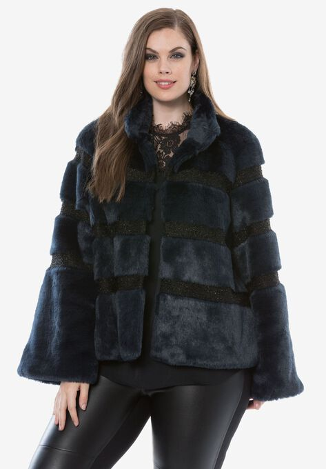 4a849194263f0 Evening Jacket by Donna Salyers Fabulous-Furs