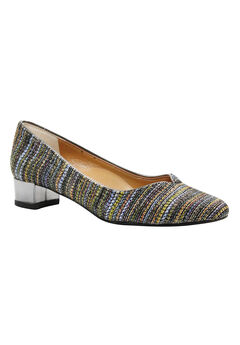 Bambalina Pump by J.Renee®, BLUE GREEN PURPLE, hi-res