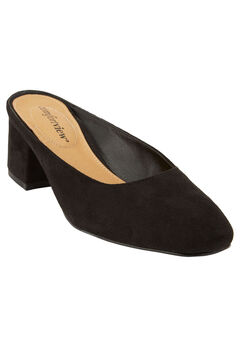 Judy Mules by Comfortview®, BLACK, hi-res