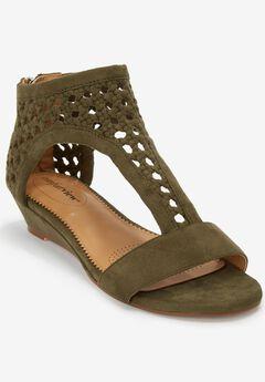 The Harper Sandal by Comfortview®,