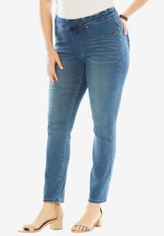 Ultrasoft Jegging by Denim 24/7®,