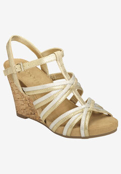 Right Plush Sandal by Aerosoles®,