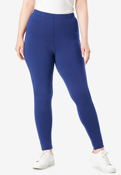 Essential Stretch Legging, ULTRA BLUE