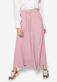 Knit Maxi Skirt by Castaluna,