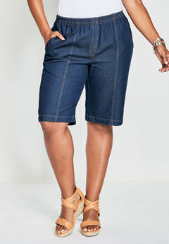 Kate Bermuda Shorts,