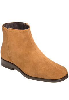 Double Trouble 2 Booties by Aerosoles®, TAN SUEDE, hi-res