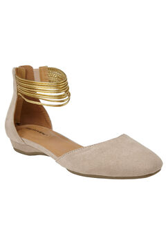 Aylin Flats by Comfortview®, NEW NUDE, hi-res