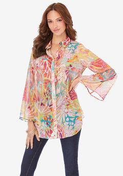 Amanda Big Shirt,