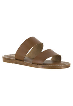 Imo-Italy Sandals by Bella Vita®, WHISKEY LEATHER