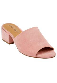 Basha Mules by Comfortview®, ROSE MIST