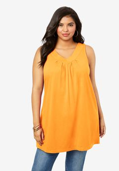 Swing Ultimate Tunic Tank,