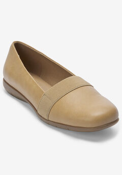 The Arya Flat by Comfortview®, CAMEL