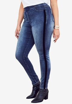 Denim 24/7® No-Gap Jegging,