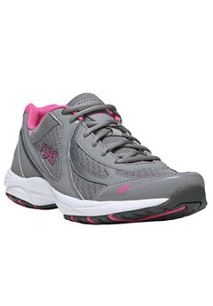 Dash 3 Sneakers by Ryka®, GREY PINK