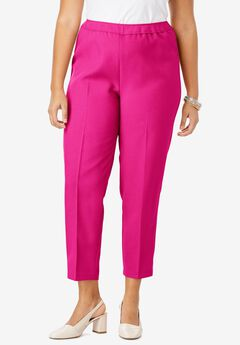 Bend Over® Ankle Pant, VIVID PINK