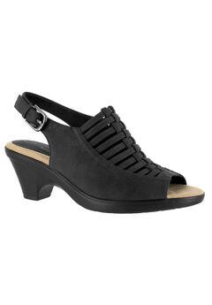 Katerina Sandals by Easy Street®, BLACK, hi-res