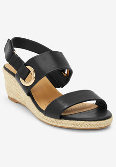 The Lilou Espadrille by Comfortview®,