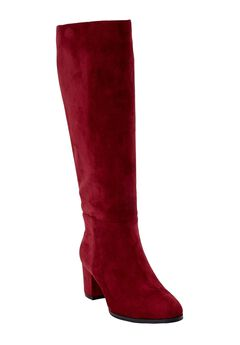 The Daniela Wide Calf Boot by Comfortview®,