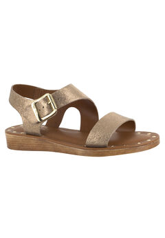 Luc-Italy Sandals by Bella Vita®, CHAMPAGNE LEATHER