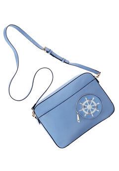 2-Pc. Cross-Body Bag Set, PALE BLUE, hi-res