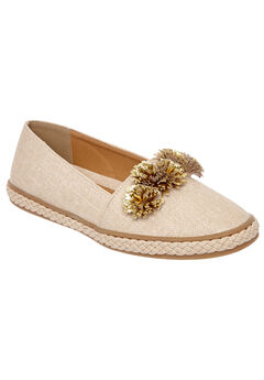 Luca Flats by Comfortview®, NATURAL
